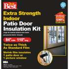 Do it Best 84 In. W. x 110 In. L. Patio Door/Window Shrink Film Image 1