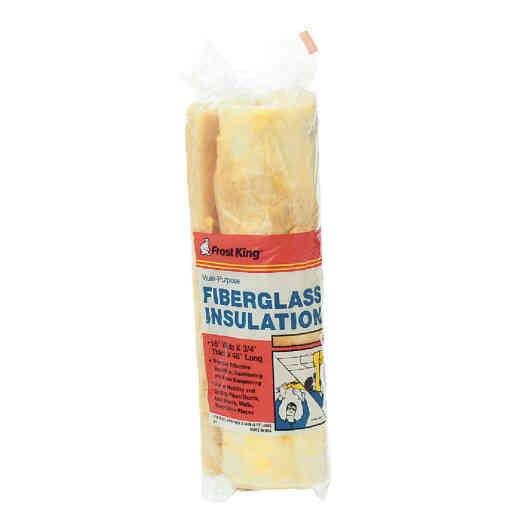 Frost King 16 In. x 48 In. MultiPurpose Fiberglass Insulation