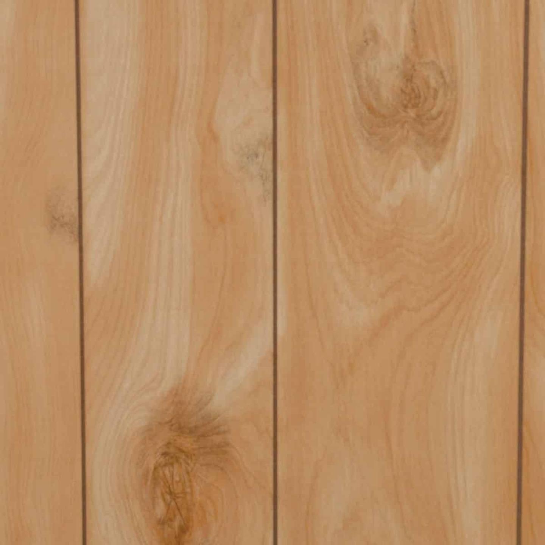 DPI 4 Ft. x 8 Ft. x 1/8 In. Honey Birch Woodgrain Wall Paneling Image 1