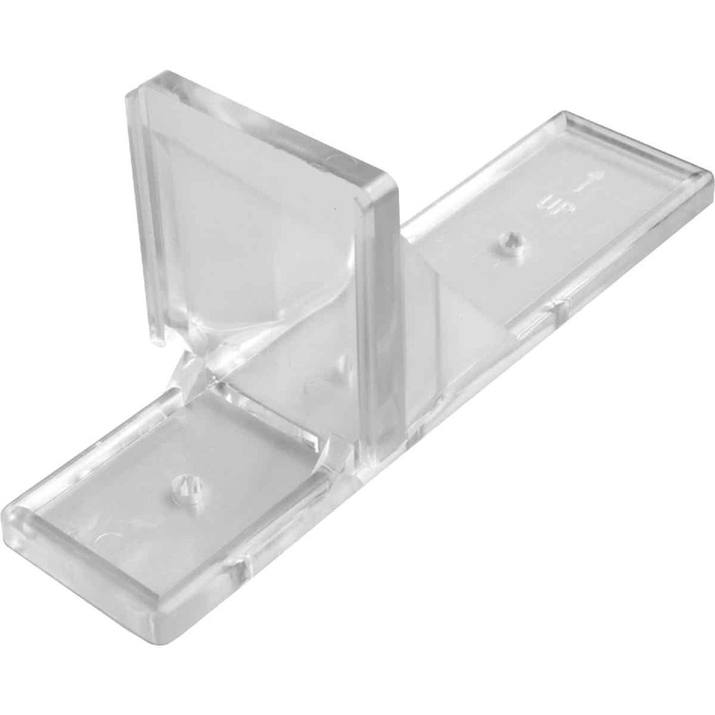 Amerimax Polycarbonate Clear Mini Snow Guard Image 1