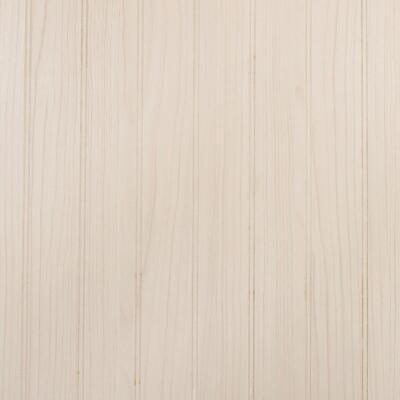 Global Product Sourcing 4 Ft. x 8 Ft. x 1/8 In. Light House White Beaded Profile Wall Paneling