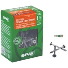 Spax #10 x 1-1/2 In. Flat Head Exterior Multi-Material Construction Screw (1 Lb. Box) Image 1