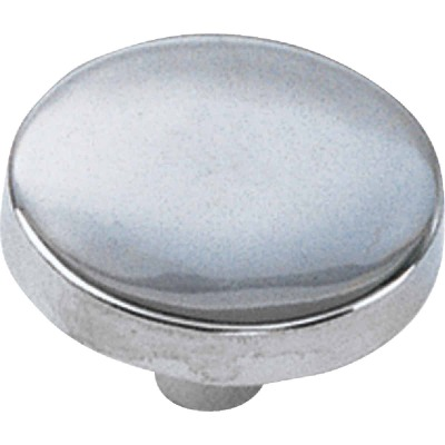 Laurey Chrome 1-1/4 In. Cabinet Knob