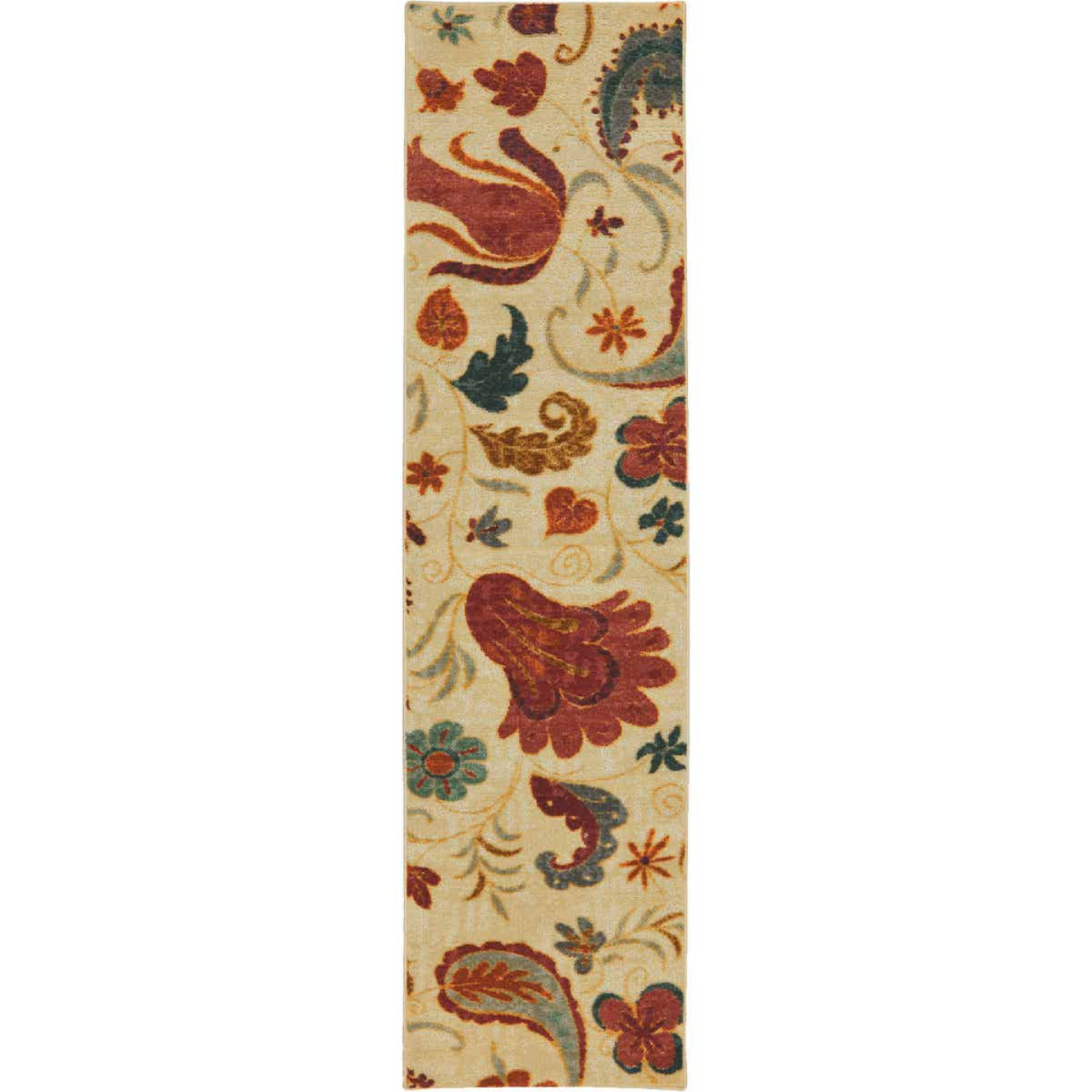 Mohawk Home Tropical Acres 2 Ft. x 8 Ft. Runner Rug Image 1