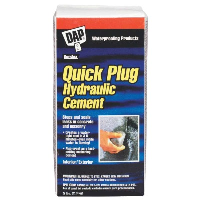 Dap Bondex 5 Lb Box Hydraulic Cement