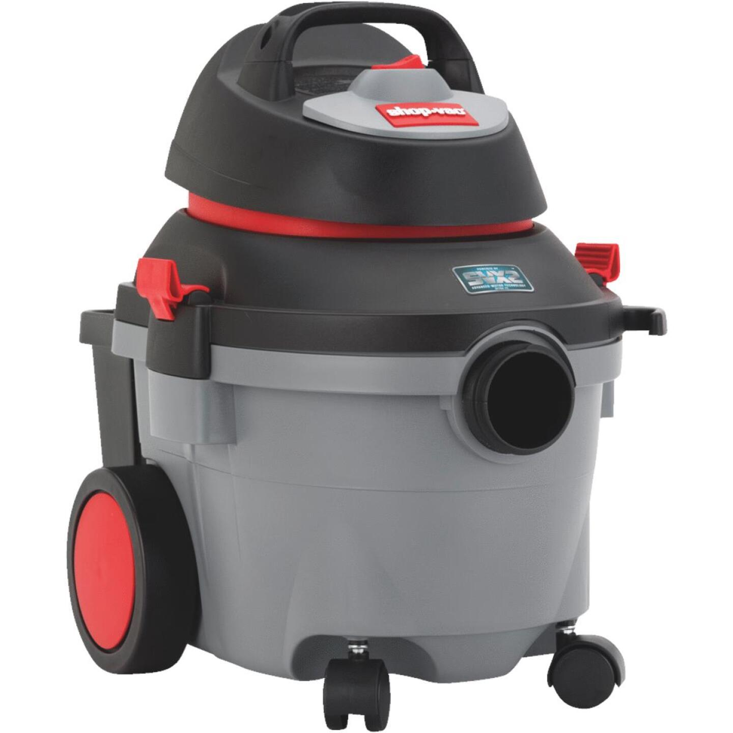Shop Vac 4 Gal. 5.5-Peak HP Wet/Dry Vacuum Image 1