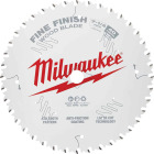 Milwaukee 7-1/4 In. 40-Tooth Fine Finish Circular Saw Blade, Bulk Image 1