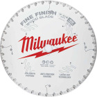 Milwaukee 7-1/4 In. 40-Tooth Fine Finish Circular Saw Blade, Bulk Image 2