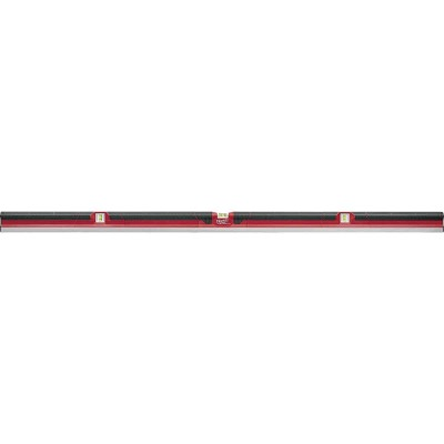Milwaukee Redstick 72 In. Aluminum Concrete Screed Box Level