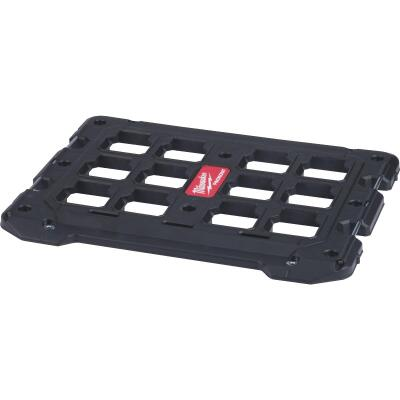 Milwaukee PACKOUT 18.4 In. W x 23.4 In. L Mounting Plate Bracket, 100 Lb. Capacity
