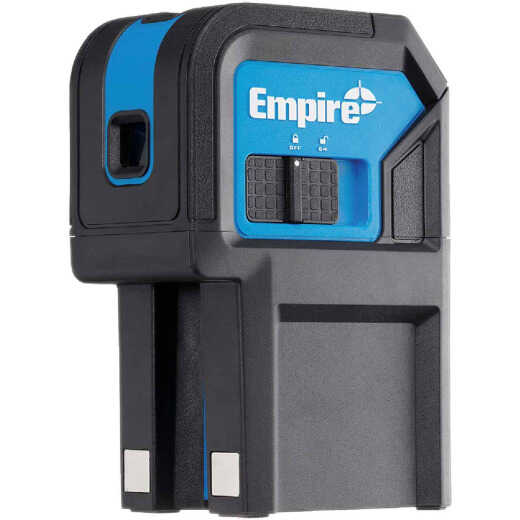Empire 125 Ft. Green Self-Leveling 3-Point Laser