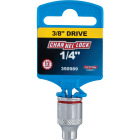 Channellock 3/8 In. Drive 1/4 In. 12-Point Shallow Standard Socket Image 2