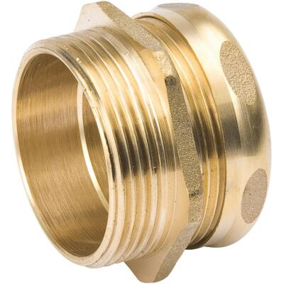B&K 1-1/4 In. x 1-1/2 In. Brass Waste Adapter
