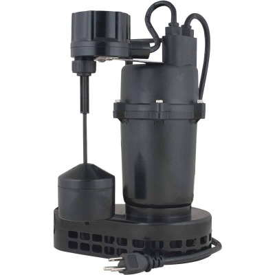 Do it 1/2 HP 115V Submersible Sump Pump