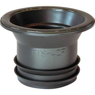 Wax-Free Toilet Gasket To Slab Flange