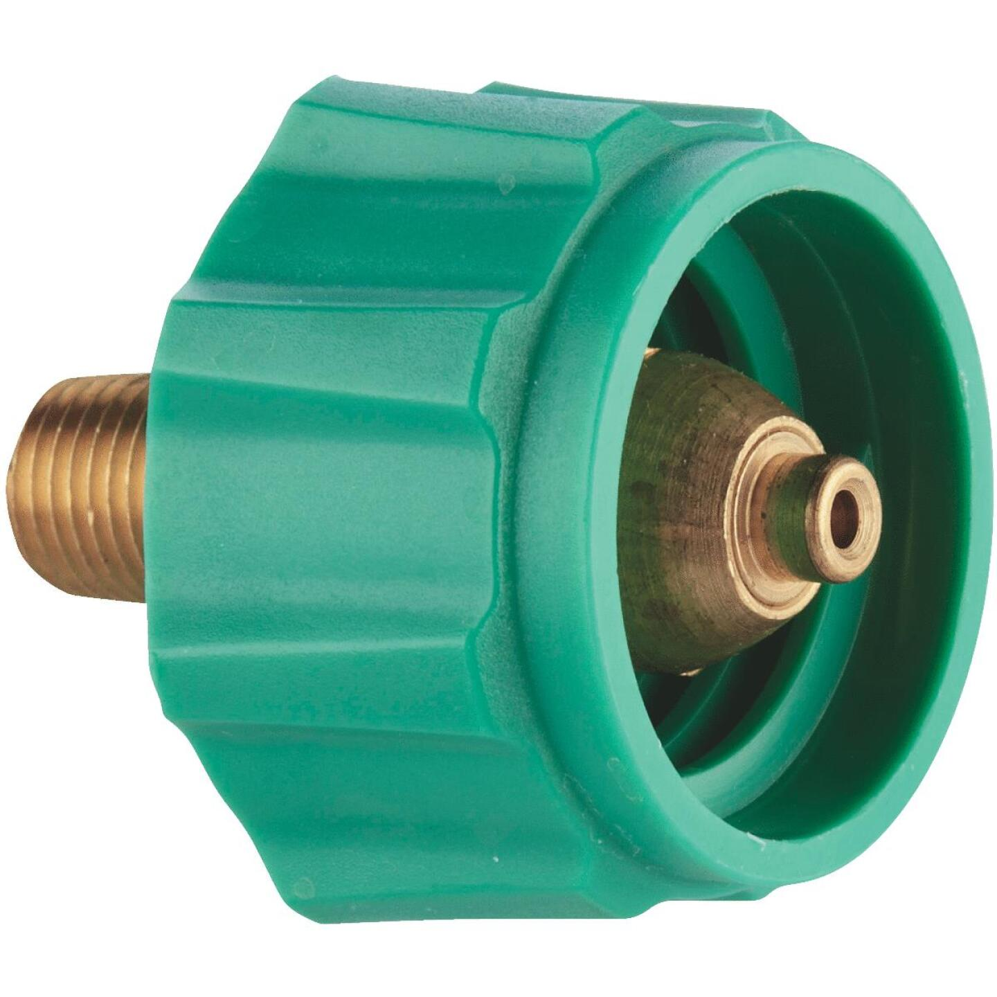 MR. HEATER Acme Nut x 1/4 In. MPT Under 200,000 BTU Quick Connect Male Plug Image 1