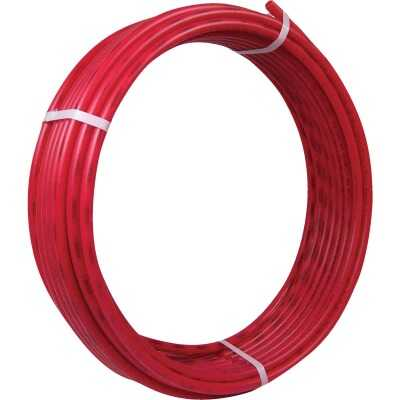 SharkBite 1/2 In. x 300 Ft. Red PEX Pipe Type B Coil