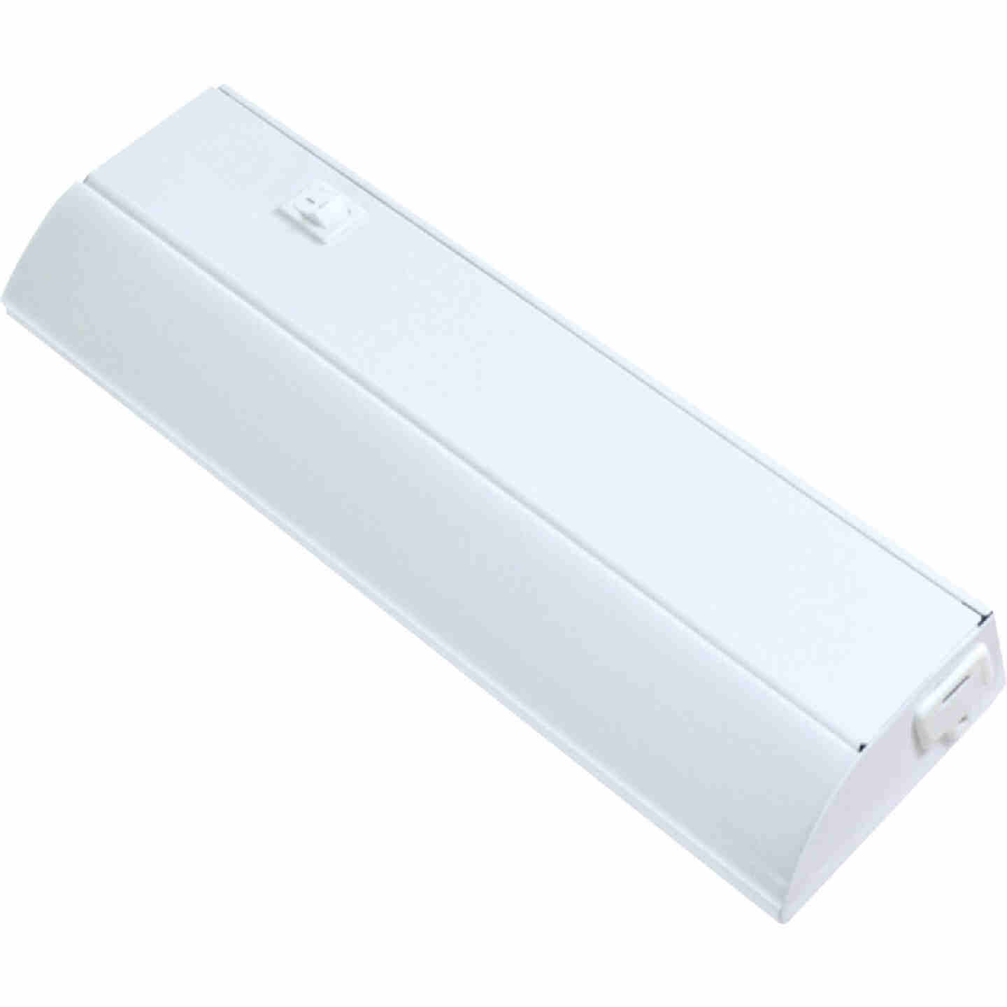 Good Earth Lighting  12 In. Direct Wire White LED Under Cabinet Light Bar Image 1