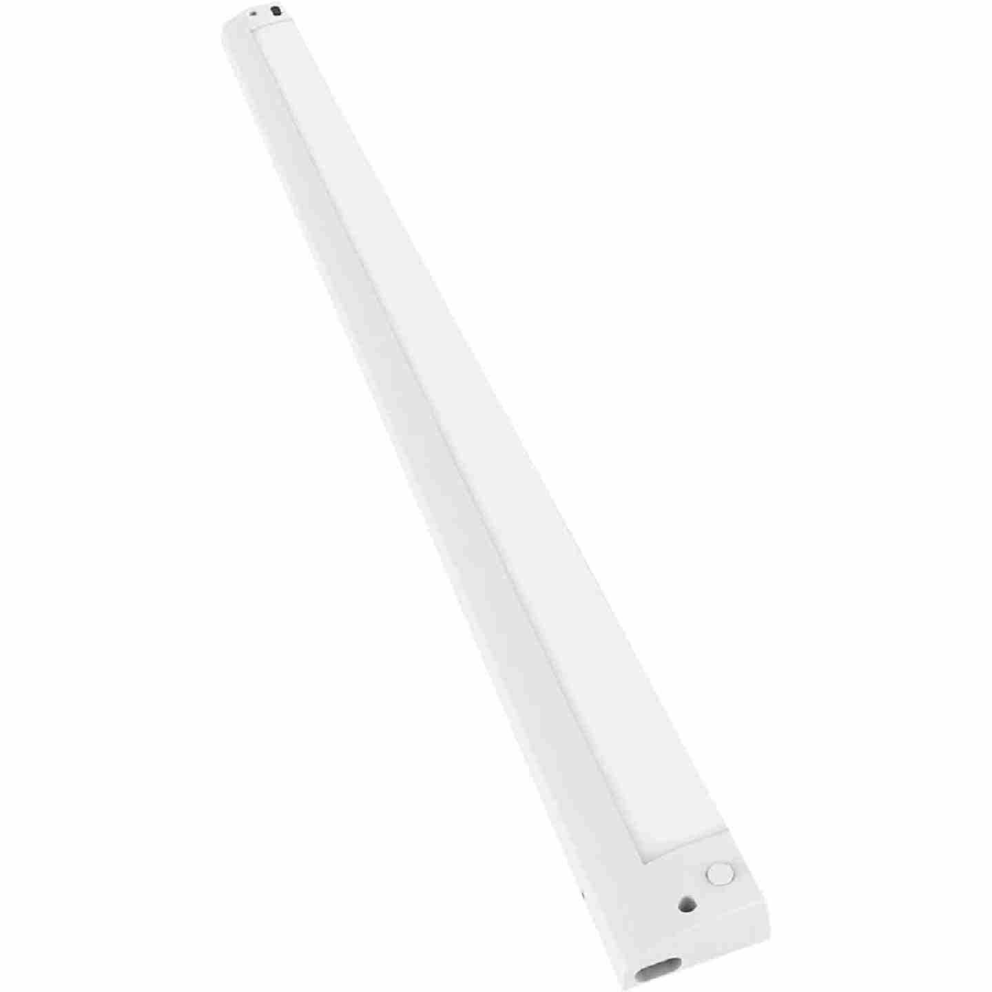 Good Earth Lighting 24 In. Plug-In White LED Color Temperature Changing Under Cabinet Light Image 1