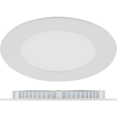 Liteline Trenz ThinLED 4 In. New Construction/Remodel IC Rated White 680 Lm. 4000K Recessed Light Kit
