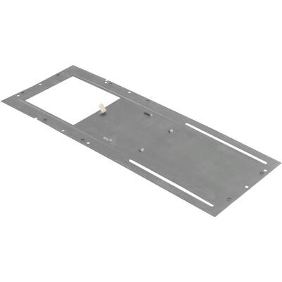 Liteline Trenz ThinLED 4 In. Square Recessed Fixture Mounting Plate