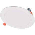 Liteline Trenz ThinLED 6 In. New Construction/Remodel IC Rated White 820 Lm. 3000K Recessed Light Kit Image 2