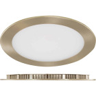 Liteline Trenz ThinLED 6 In. New Construction/Remodel IC Rated Brushed Nickel 820 Lm. 4000K Recessed Light Kit Image 1