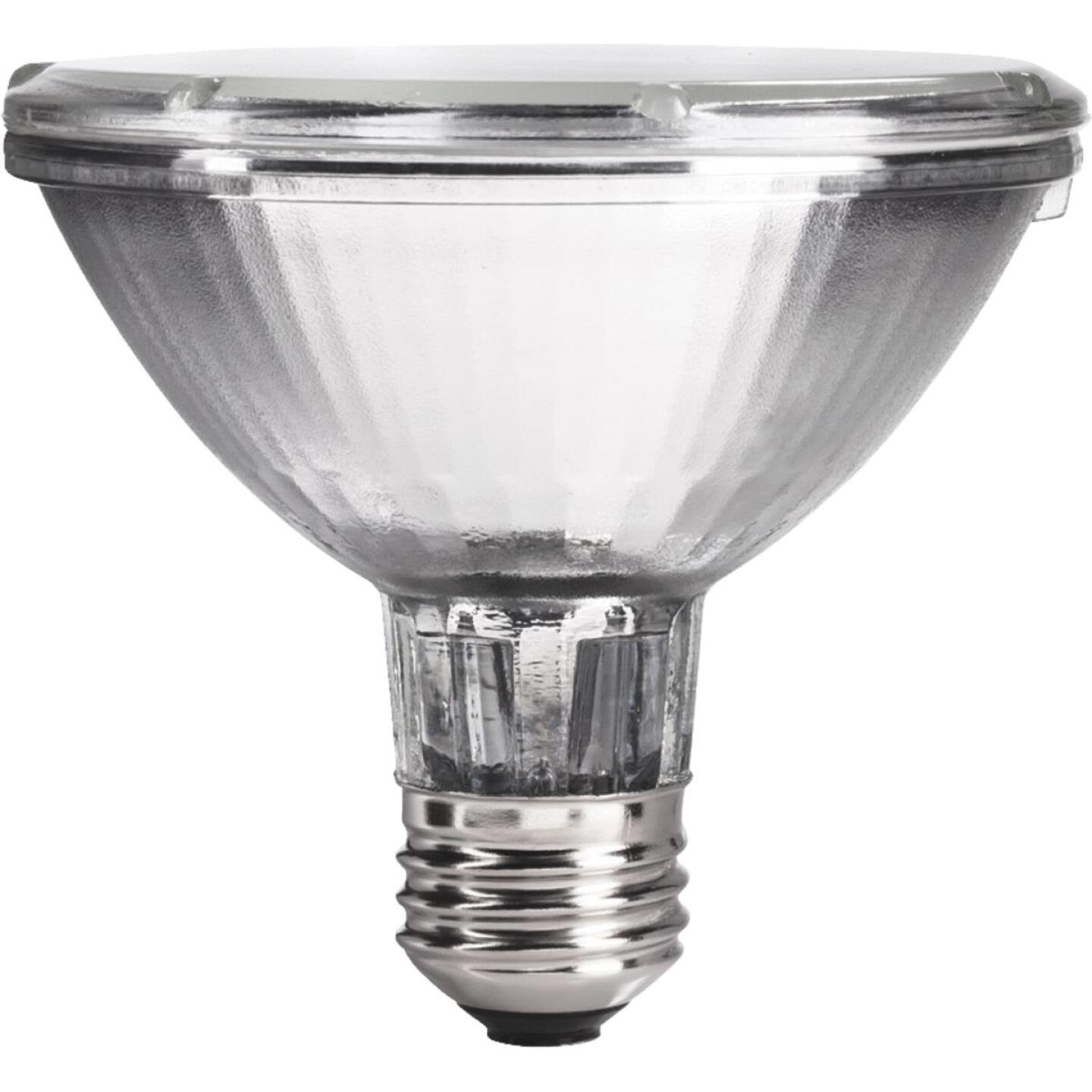 Philips EcoVantage 75W Equivalent Clear Medium Base PAR30S Halogen Spotlight Light Bulb  Image 1