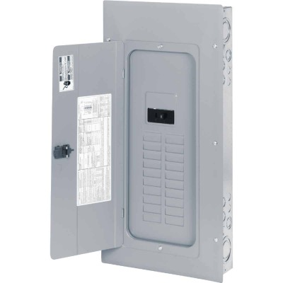 Eaton BR 200A 20-Space 40-Circuit Indoor Plug-On Neutral Load Center