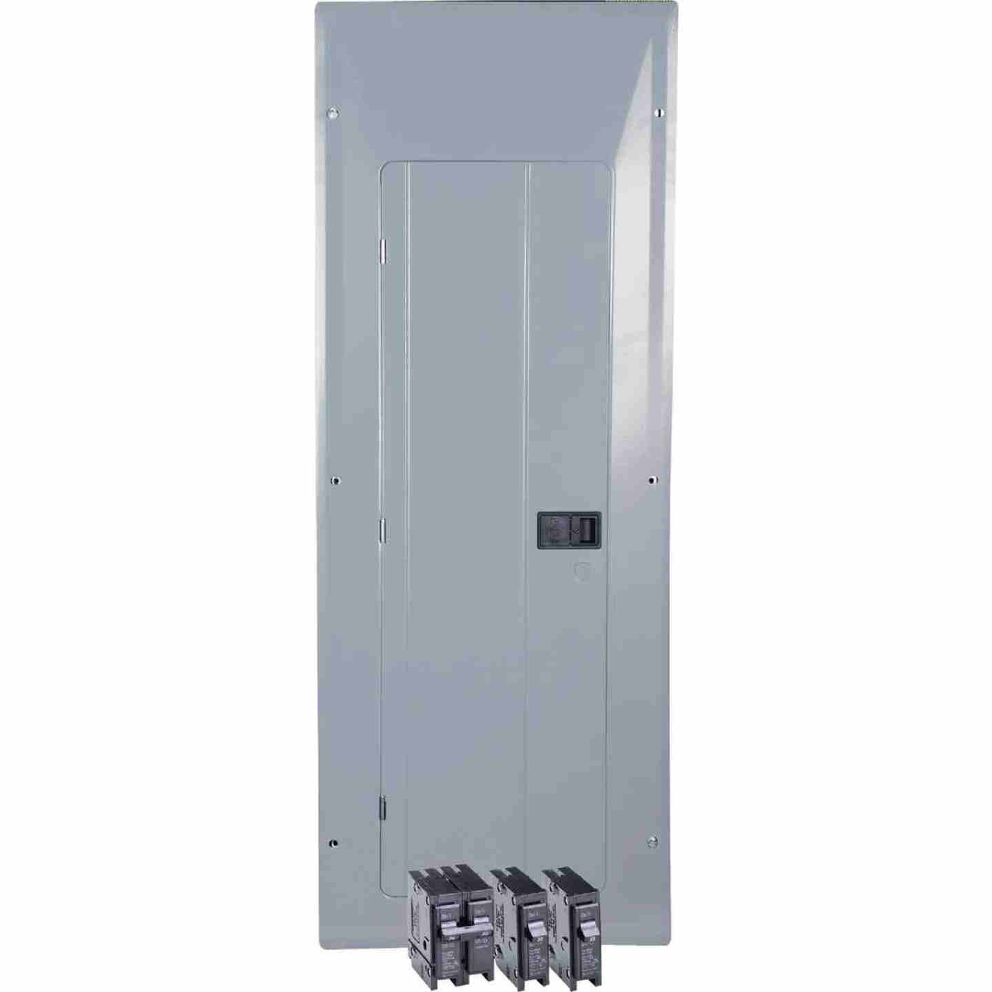 Eaton BR 200A 40-Space 80-Circuit Indoor Plug-On Neutral Load Center Image 1