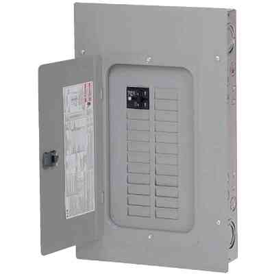 Eaton BR 100A 20-Space 40-Circuit Indoor Plug-On Neutral Load Center