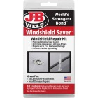J-B Weld Windshield Saver Windshield Repair Kit Image 1