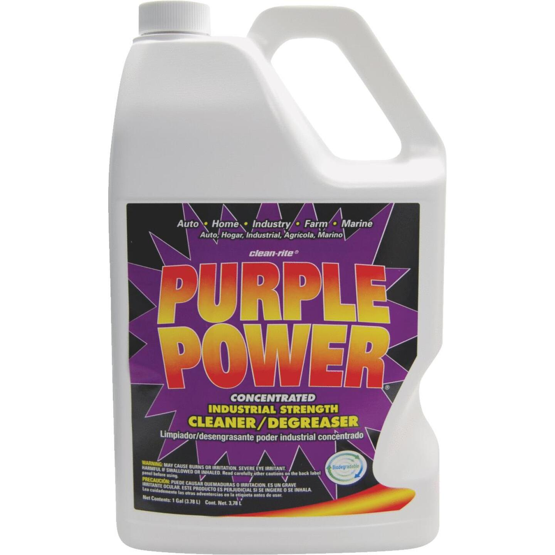Purple Power 1 Gal. Liquid Industrial Strength Cleaner/Degreaser Image 1