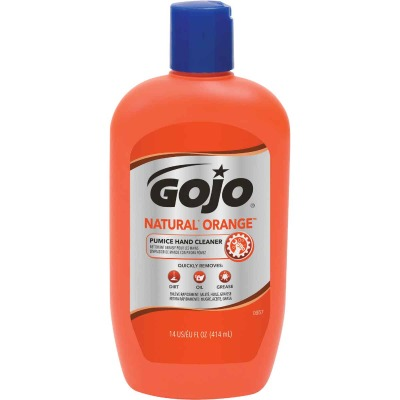 GOJO Natural Orange 14 Oz. Pumice Hand Cleaner