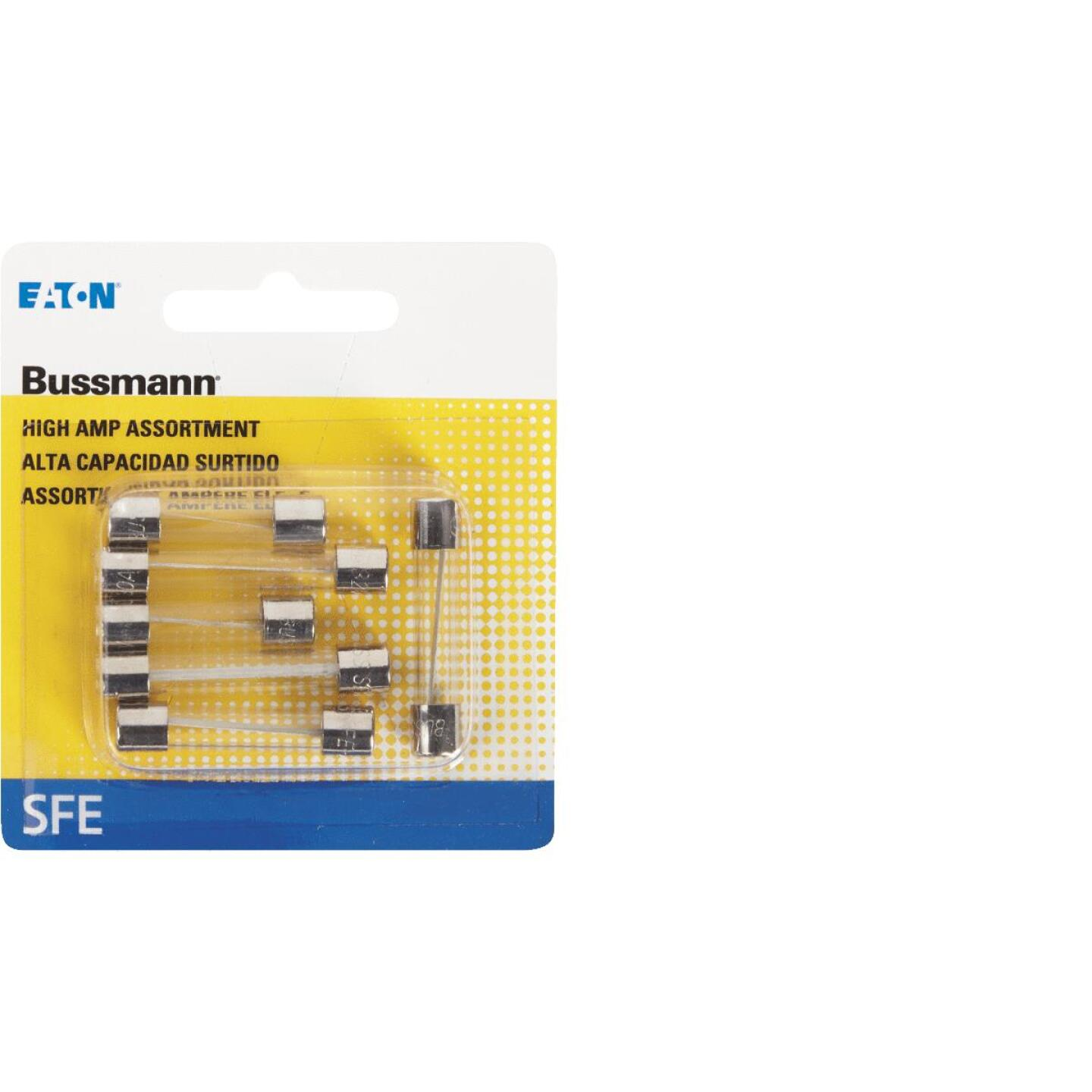 Bussmann SFE High Amp Fuse Assortment (7-Piece) Image 1