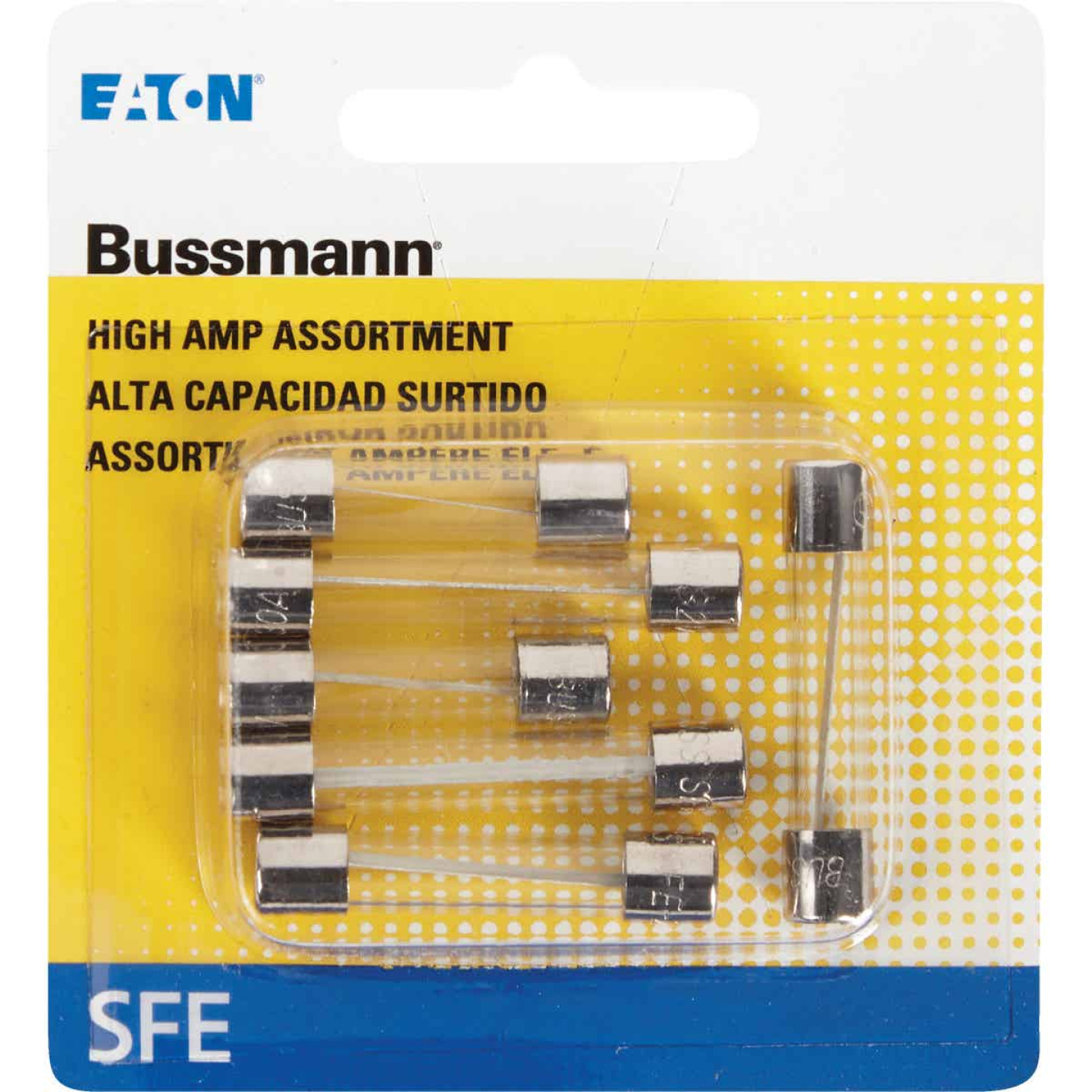 Bussmann SFE High Amp Fuse Assortment (7-Piece) Image 2