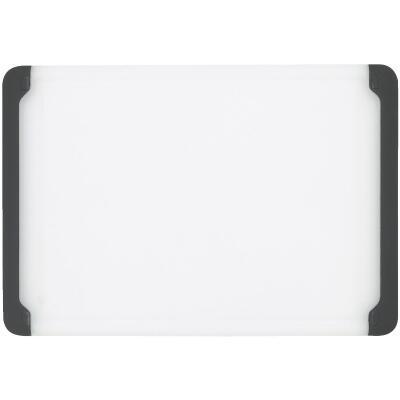 OXO Good Grips 7 In. x 10.5 In. White Cutting Board