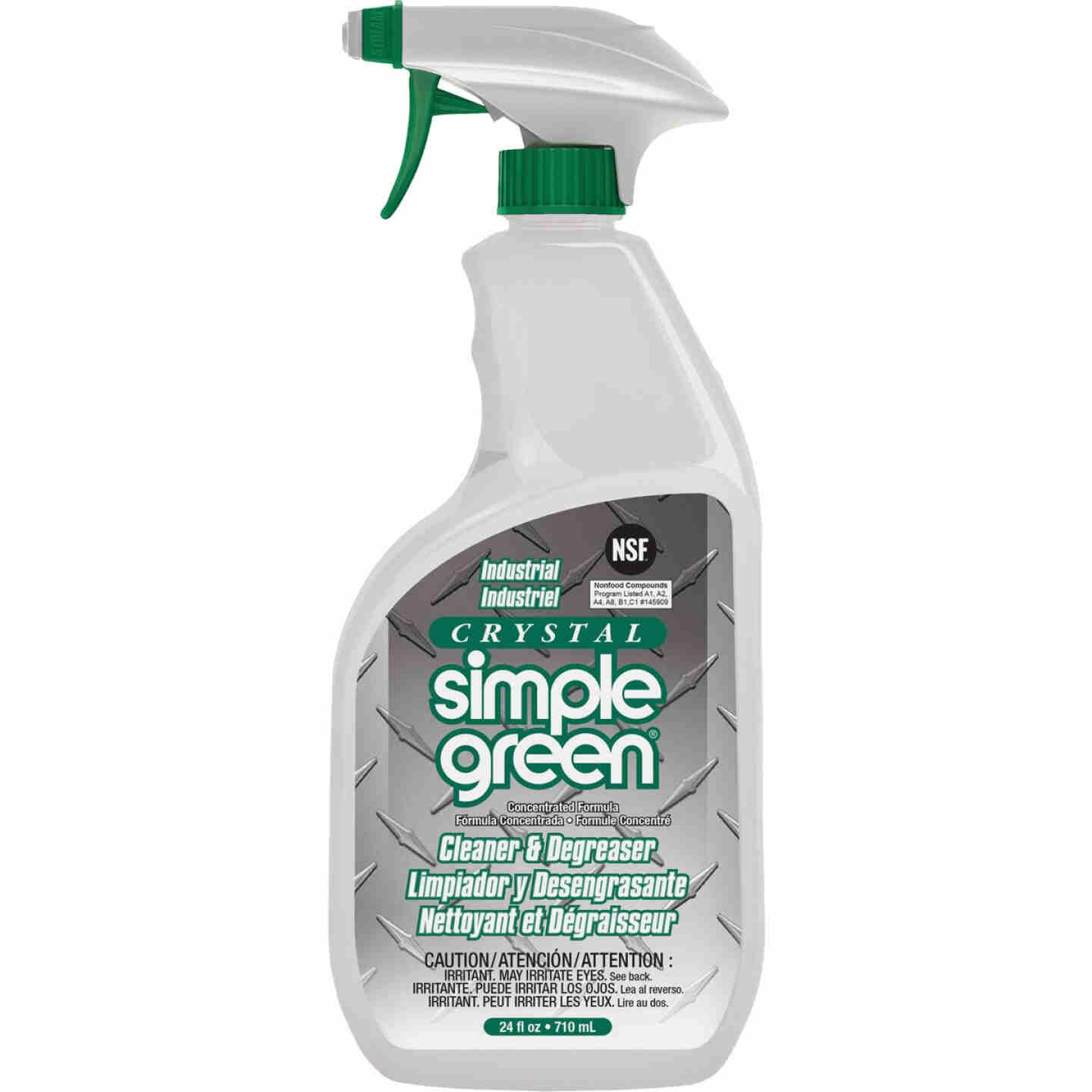 Simple Green 24 Oz. Crystal Industrial Cleaner & Degreaser Image 1