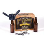 Craft A Brew Deluxe Beer Bottling Kit (10-Piece) Image 2