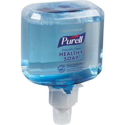 Purell ES4 1200mL Professional CRT Healthy Soap Naturally Clean Foam Refill