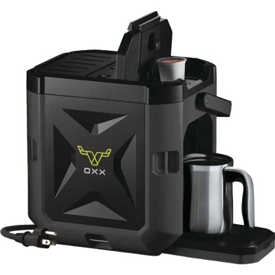 Oxx Coffeeboxx Single Serve Black Coffee Maker