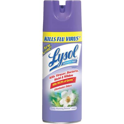 Lysol 12.5 Oz. Early Morning Breeze Disinfectant Spray