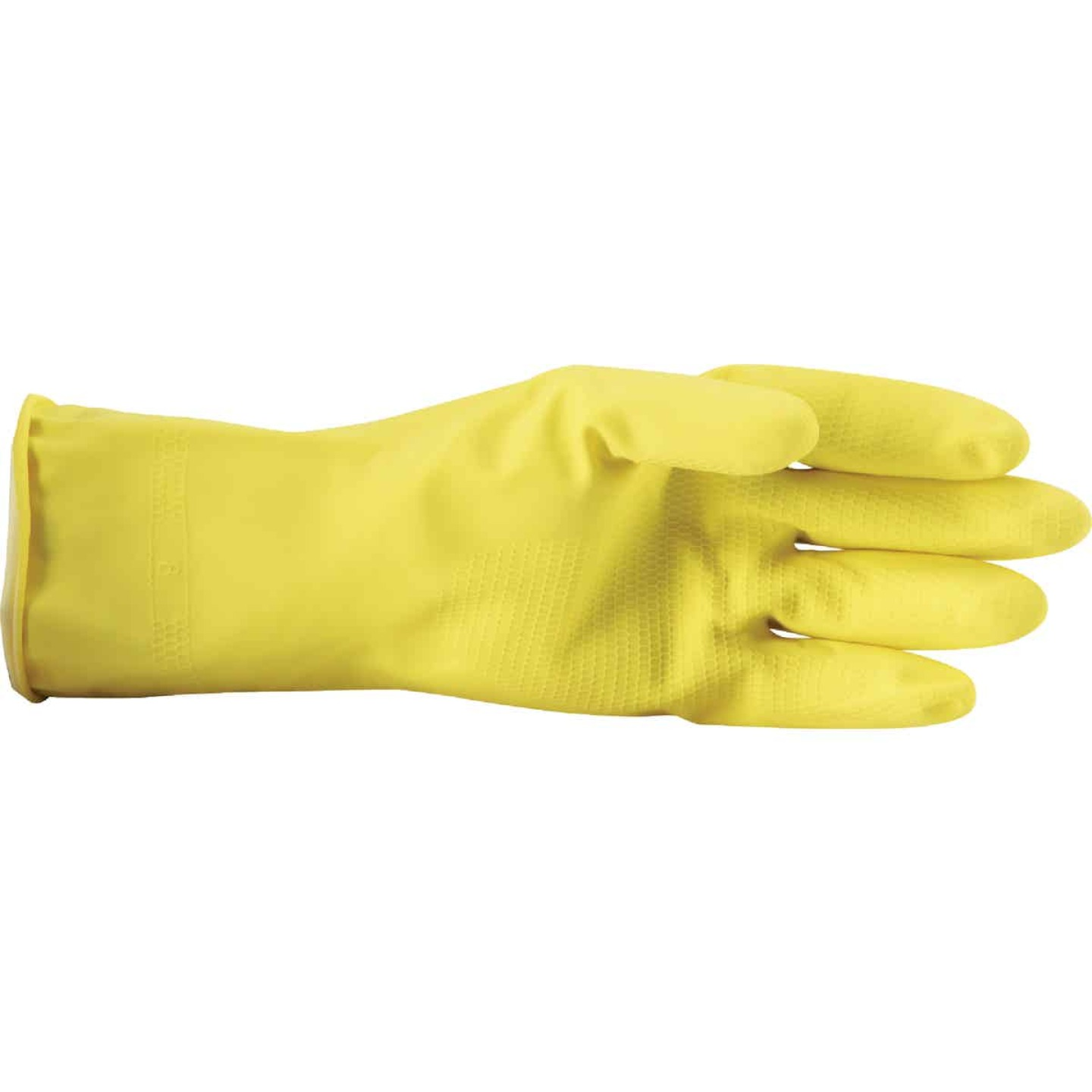 Do it Large Latex Rubber Glove Image 5