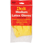 Do it Medium Latex Rubber Glove Image 2