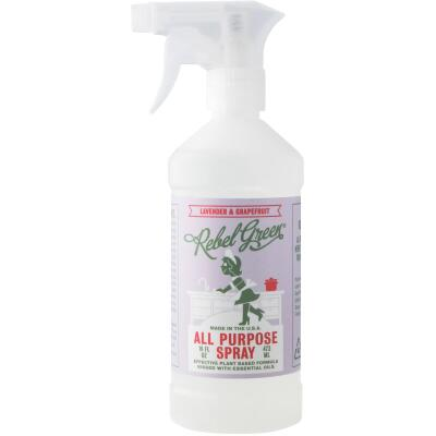 Rebel Green 16 Oz. Lavender & Grapefruit Natural All-Purpose Spray