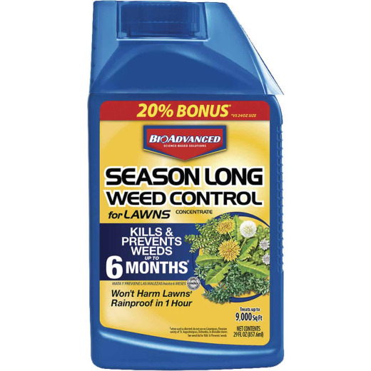 BioAdvanced 24 Oz. Concentrate Season Long Weed Control For Lawns