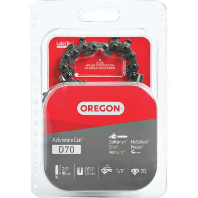 Oregon D70 20 In. Chainsaw Chain