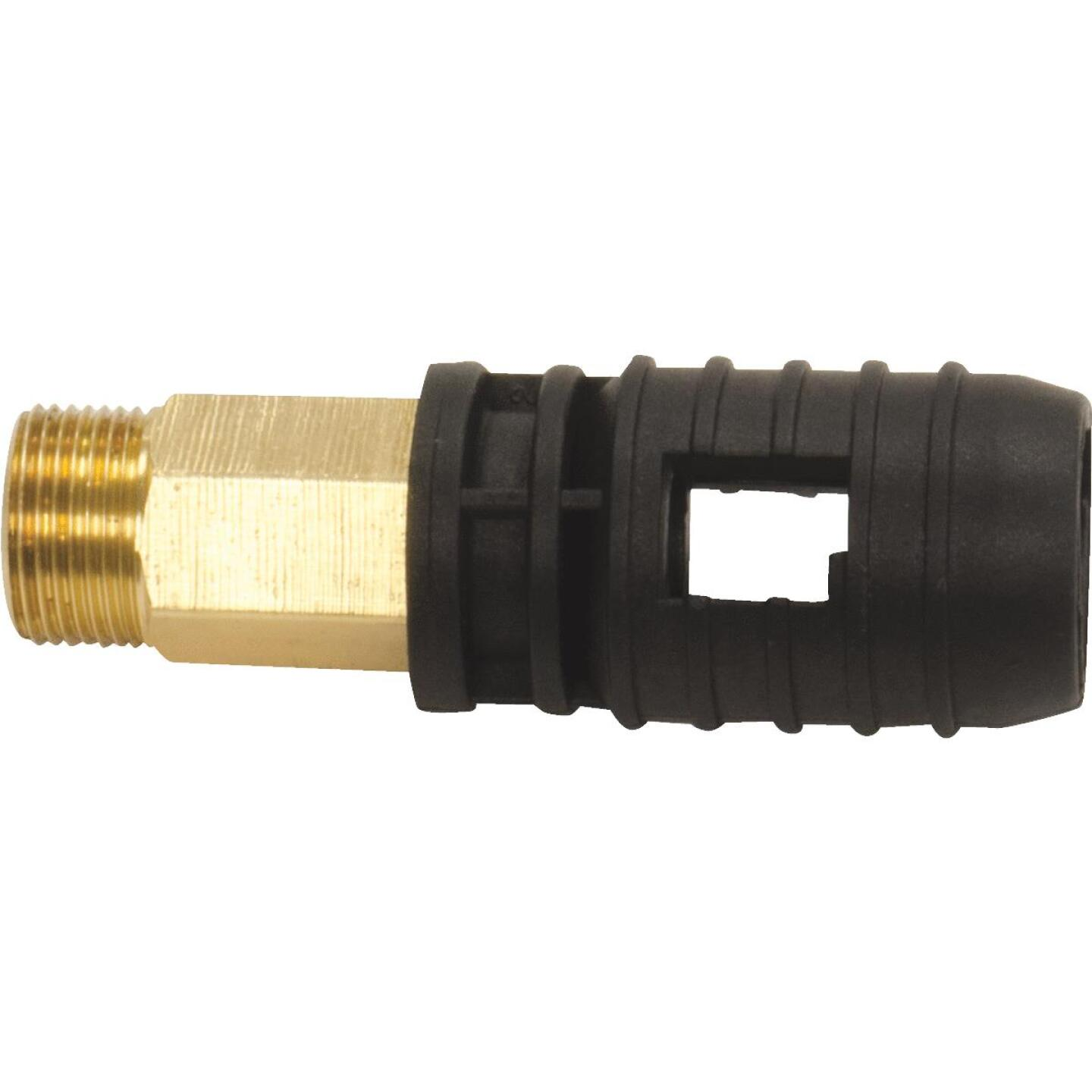 AR Blue Clean Pressure Washer Foamer Adapter Image 1