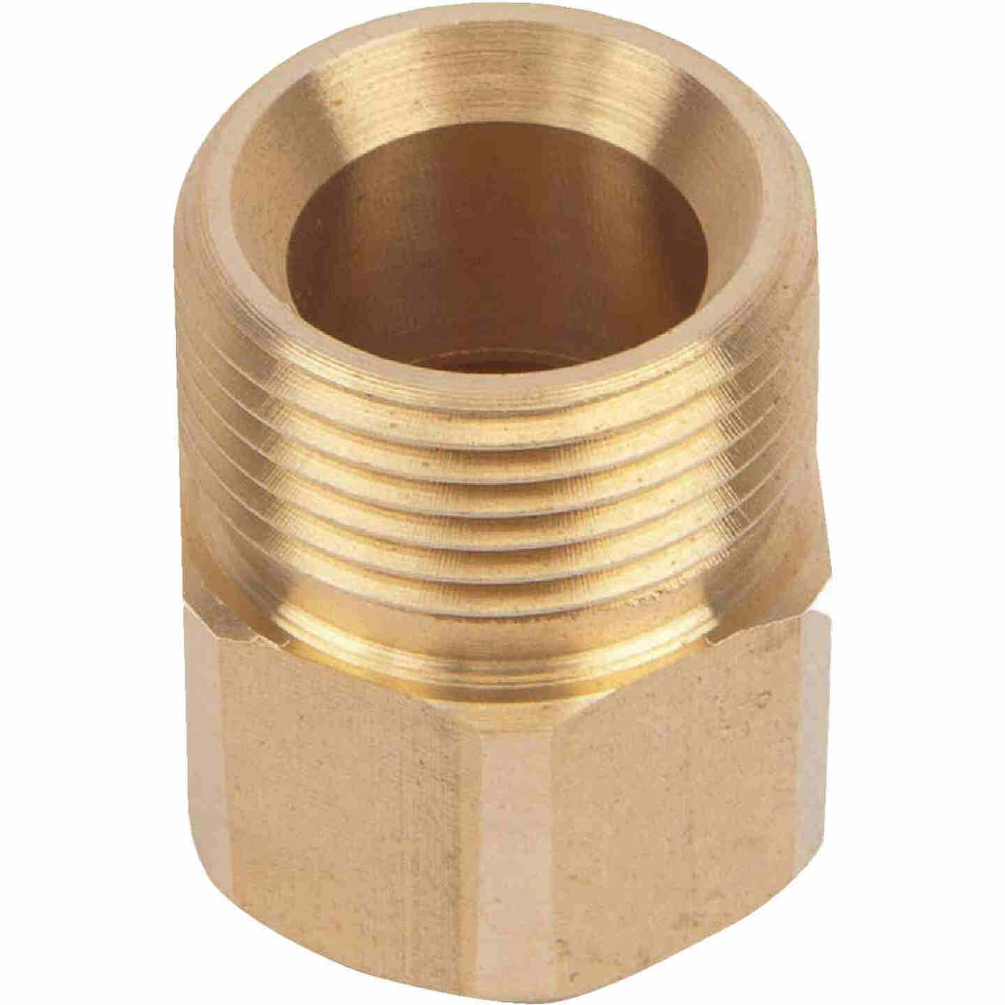 Forney 3/8 In. Female Pressure Washer Screw Nipple Image 3