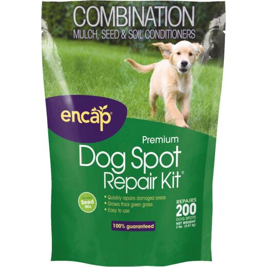 Encap 2 Lb. Covers up to 200 Dog Spots All Area Grass Patch & Repair